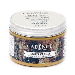 CADENCE πατίνα 150 ml. -OXIDE YELLOW RP-08
