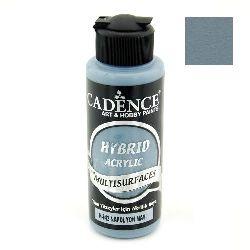 CADENCE HYBRID Ακρυλικό χρώμα 120 ml - NAPOLEON BLUE H-042