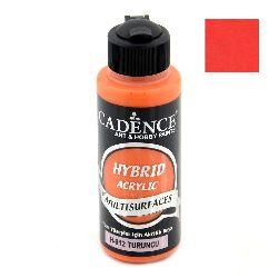 Акрилна боя CADENCE HYBRID 120 мл - ORANGE H-012