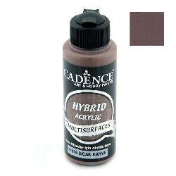 Акрилна боя CADENCE HYBRID 120 мл - WARM BROWN H-016