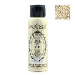 Акрилна боя металик CADENCE HI-LITTE MAGIC 70 мл. - GOLD 229