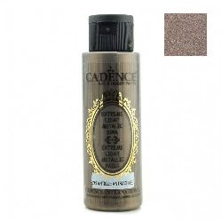 Acrylic paint CADENCE EXTREME 70 ml. - ANTIQUE ANTRACHITE 6245