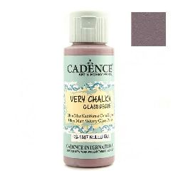 Glass and porcelain paint CADENCE 59 ml - ASHY ROSE CG-1347