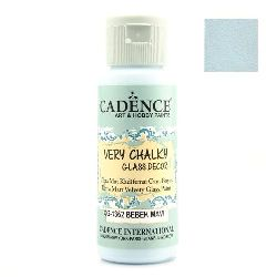 Glass and porcelain paint CADENCE 59 ml - BABY BLUE CG-1352