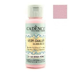 Glass and porcelain paint CADENCE 59 ml - BABY PINK CG-1343