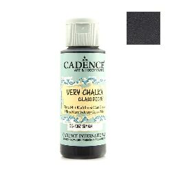 Paint for glass and porcelain CADENCE 59 ml - BLACK CG-1367
