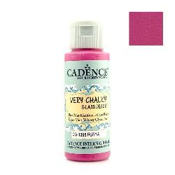 CADENCE 59 ml glass and porcelain paint - FUCHIA CG-1369