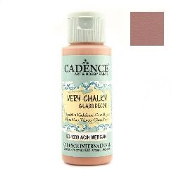 Glass and porcelain paint CADENCE 59 ml - LIGHT CORAL CG-1339