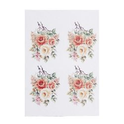 Transfer paper for hand decoration17x25 CADENCE - G-31