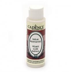Grund pentru suprafețe netede și lăcuite CADENCE PRIMER GLOSS SUPRAFACE - 70 ml.