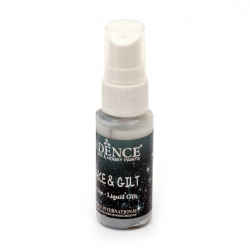 Acrylic paint Spray CADENCE SHAKE, Silver Color