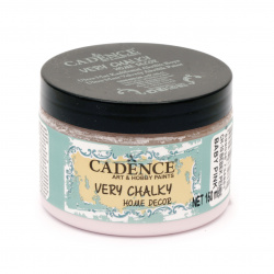 Acrylic paint CADENCE VERY CHALKY 150 ml - BABY PINK CH-10