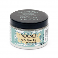 Acrylic paint CADENCE VERY CHALKY 150 ml - OLD WHITE CH-03