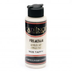 CADENCE PREMIUM Ακρυλικό χρώμα 120 ml - TAFFY 9020