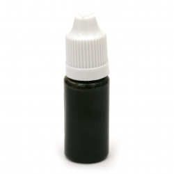 Resin dense colorant 10 ml - black