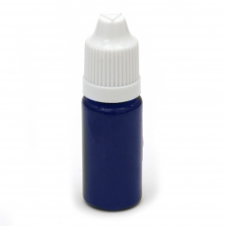 Resin dense colorant 10 ml - dark blue