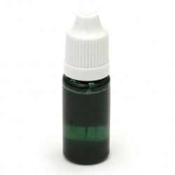 Resin dense colorant 10 ml - green