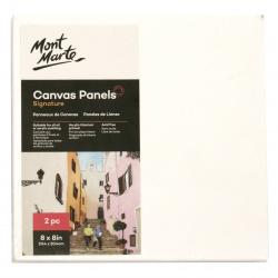 Каширана плоскост за рисуване Mont Marte 20.4x20.4 см -2 броя