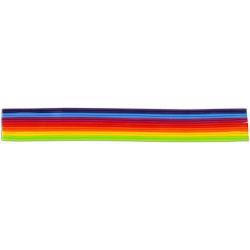 Set de benzi decorative de ceară 2mmx20 cm Meyco -7 culori în 2 bucăți