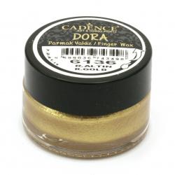 Антична паста CADENCE DORA 20 мл - RICH GOLD 6136