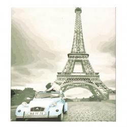 Комплект рисуване по номера 40x50 см -Френска страст Ms9385