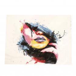 Σετ ζωγραφικής με αριθμούς 40x50 cm - Τζαζ και θλίψη Ms9851