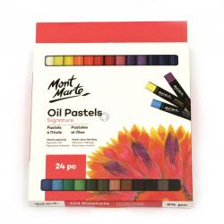 Σετ Mont Marte Oil Pastels -24 τεμάχια