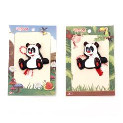 Panda cauciuc