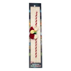 Гривна вълна цветна намотка панделка