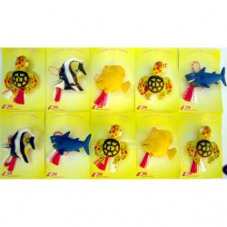 Мартеници риби 10 броя