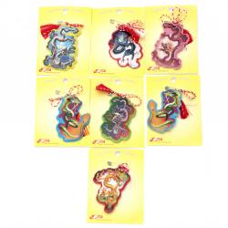 Мартеници дракон двулицев 10 броя