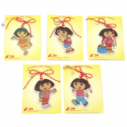 Μαρτάκι Dora - 10 τεμάχια