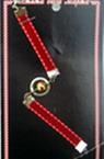 Brățară de catifea Martisor 10 bucăți