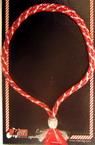 Мартеници гривна шнур с ламе 10 броя