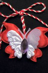 Мартеници пеперуда 10 броя