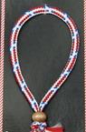 Мартеници гривна шнур със синя нишка 10 броя