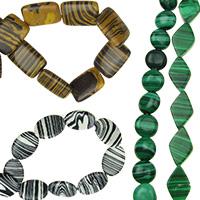 Малахит естествени и полускъпоценни камъни