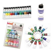Acrylic Paints for Applied Arts