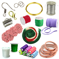 Jewelry Findings and Stringing Accessories & Making Supplies