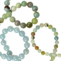 Амазонит естествени и полускъпоценни камъни