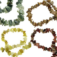 Natural Gemstone Chip Beads Small Sizes