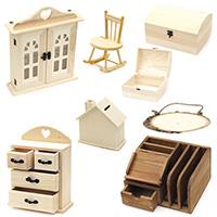 Дървени предмети