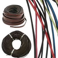 Genuine Leather Cords Laces
