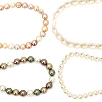 Natural Pearl Beads for Jewellery Making, Necklaces, Earrings