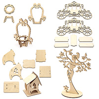Wooden Assembly Sets
