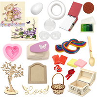 Hobby and Craft Supplies Scrapbooking Decoupage Decoration Craft DIY