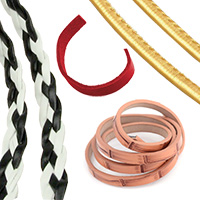 Imitation Leather Cord for Jewellery Making