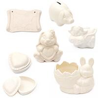 Керамични предмети за декориране