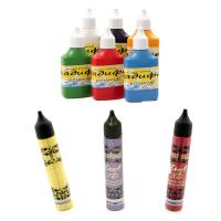 3D Acrylic Liner Paints for Art, Hobby & Decoration