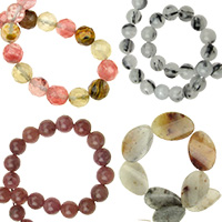 Кварц естествени и полускъпоценни камъни